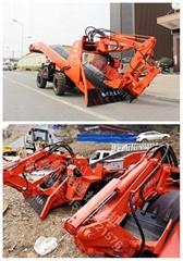礦用扒渣機 礦用裝渣機 煤礦掘進扒渣機 扒礦機