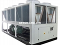 Air-cooled chillers