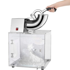 WF-A109E Snow Cone Ice Shaver Machine for Commercial