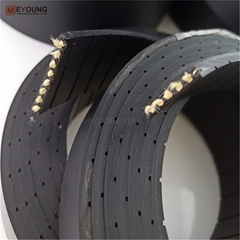 Flat Kevla r Belt Steel Belt For Gym Fitness Equipment Spare Parts Multi-Size