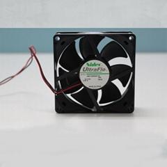 Nidec代理8025高性能直流散热变频器风扇