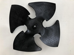 Moly portable air cooler spare parts fan blade