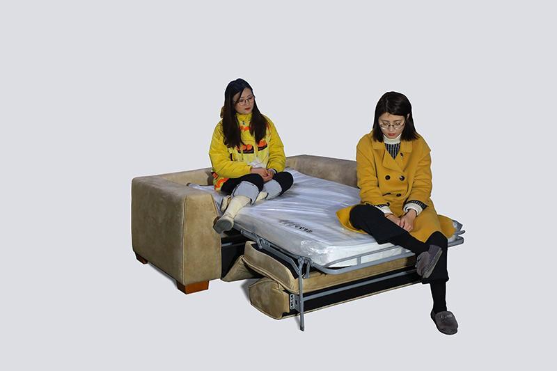 LINKREST 一折沙發床架 PF150  1