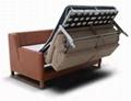LINKREST 一折沙發床架 PF150  4