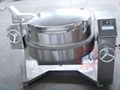 Electric boiling pot   Steam jacketed kettle  Gas vacuum jacketed kettle   1