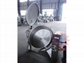 Electric boiling pot   Steam jacketed kettle  Gas vacuum jacketed kettle   2