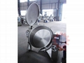 Gas jacketed boiling pot   industrial