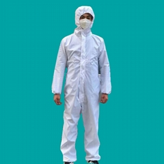 Disposable Medical Protective Clothing. Overall. Garments.