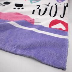 Custom Print Beach Towels