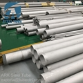 ASTM A213 A269 TP304 Seamless Stainless Steel Tube and Pipe Round Tubing