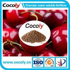 Cocoly granular water soluble foliar fertilizer