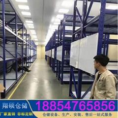 泰安輕中重型五金配件庫房倉儲貨架