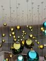 反光圓球吊燈