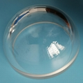 BK7/H-K9L Glass Camera Cover Lens Underwater Dome lens