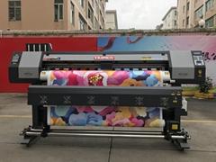 T1701-dx5-1h eco-solvent printer
