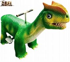 Animated toy ride dinosaur DRS-02