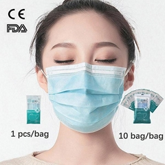 CE FDA high quality disposable surgical mask
