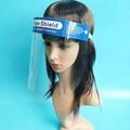 High quality anti-saliva head mounted