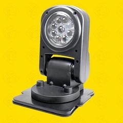 车载遥控搜救灯,车载遥控探照灯,强磁车顶射灯