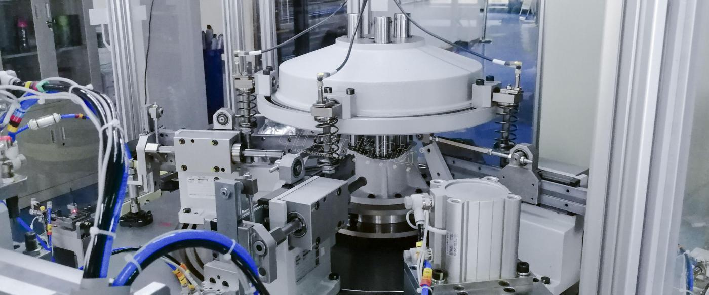 怡合達發動機氣門液壓挺杆自動裝配線 3