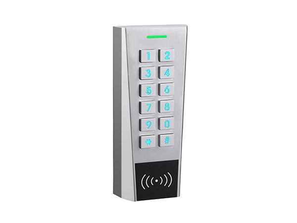 Smart door lock rfid keypad access control system with bluetooth 2