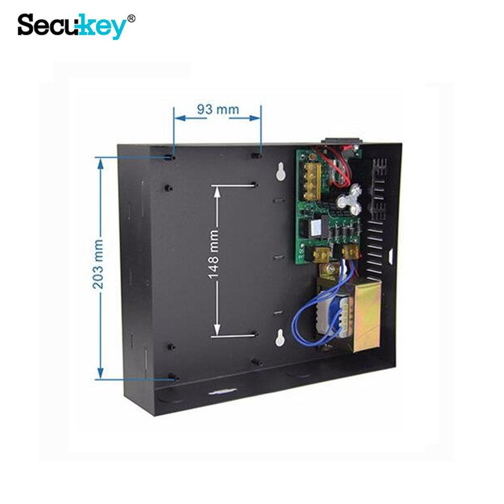 Free Software 4 doors Controller wiegand access control board 4