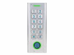 Biometric waterproof fingerkey with capacitive fingerprint sensor