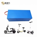 10S4P Rechargeable Lithium Battery Cell for Scooter Electric Bike Battery