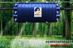 卧式光缆接线盒pc材质架空地埋方便质量保障