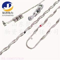 opgw光纜耐張線夾 預絞式耐張線夾 山東聚源電力廠家直銷