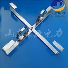 多余光缆储存架 杆/塔用余缆架内盘式固定支架