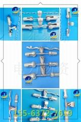 电力线路光缆防振锤 fd/frd防震锤光缆金具