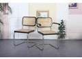 luxury dining room furniture Seats and Stools Breuer Cane Cesca Side Chair 5