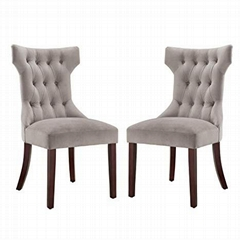 Modern Home Furniture Clairborne Tufted Dining Chair