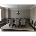 Modern Home Furniture Clairborne Tufted Dining Chair 3