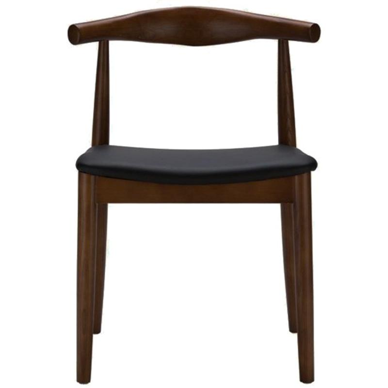 Replica Wood Furniture Elbow Dining Chair CH20 1