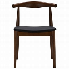 Replica Wood Furniture Elbow Dining Chair CH20