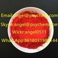 Iron oxide powder Cinnabar crystal high quality(wickr:angel0511)