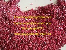 Iron oxide powder Cinnabar crystal high quality(wickr:angel0511) 3