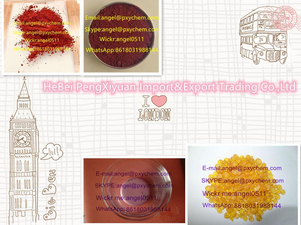 Iron oxide powder Cinnabar crystal high quality(wickr:angel0511) 5