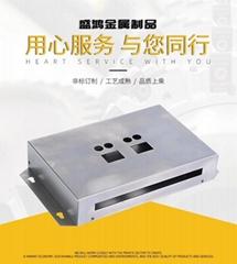 中山小欖控制器鈑金機櫃加工 控制箱外殼鈑金加工