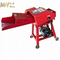 MN-9ZP-0.4A chaff cutter feeding machine