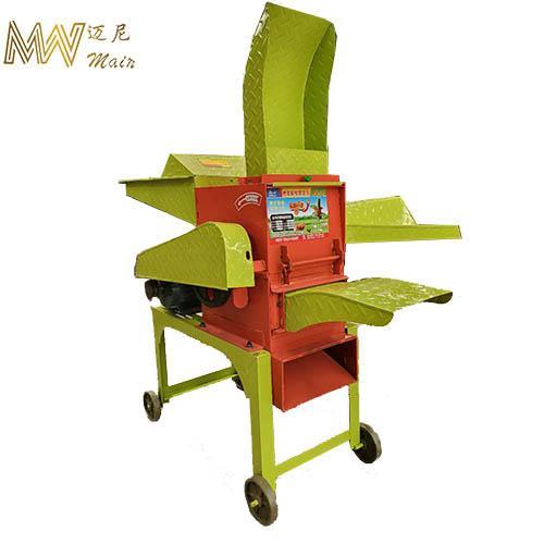 9S680(5 cutterhead) chaff cutter feeding machine 1