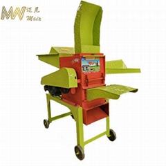 9S680(5 cutterhead) chaff cutter feeding machine