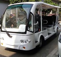 销售金森林观光电动车JSL-D14直销
