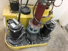 地下室污水提升器