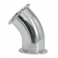 SS316L Stainless Steel Sanitary Clamping