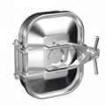 Yae Model Stainless Steel Sanitary
