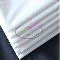 "CVC 60 40 45*45 133*72 58/59"" white fabric 2"