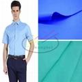 TC poplin woven men's shirt fabric 3